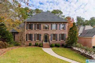 Hoover Single Family Home For Sale: 600 Trace Crossings Trl