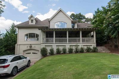 Homewood AL Single Family Home For Sale: $749,900