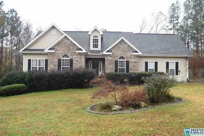 Jacksonville Single Family Home For Sale: 160 Summerfield Ln