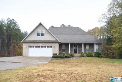 Jacksonville Single Family Home For Sale: 874 Pleasant Valley Rd