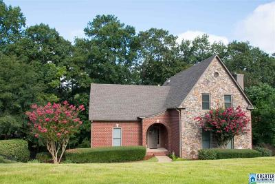 Riverchase Single Family Home For Sale: 2107 Baneberry Dr