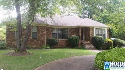 Birmingham Single Family Home For Sale: 1217 Edwards Lake Cir