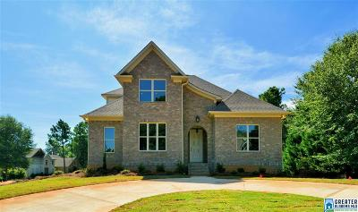 Hoover Single Family Home For Sale: 5501 Lake Cyrus Ln