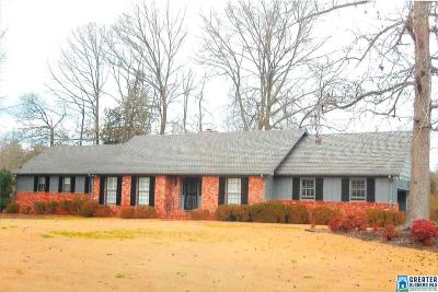 Pell City Single Family Home For Sale: 2603 18th Ave S