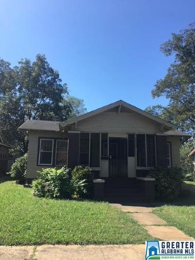 Birmingham, Homewood, Hoover, Irondale, Mountain Brook, Vestavia Hills Rental For Rent: 4724 Ave R