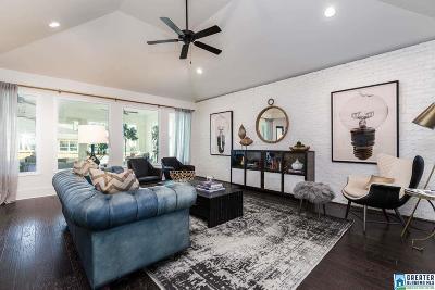 Hoover Single Family Home For Sale: 6580 Samuel Pass