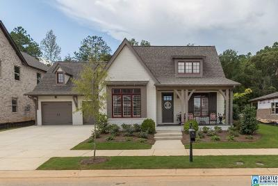 Hoover Single Family Home For Sale: 22 Nunnally Pass