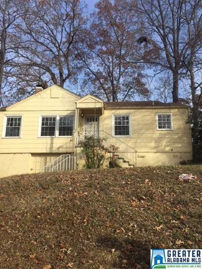 Birmingham, Homewood, Hoover, Irondale, Mountain Brook, Vestavia Hills Rental For Rent: 5019 42nd Pl N