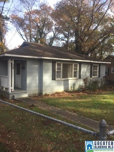Birmingham, Homewood, Hoover, Irondale, Mountain Brook, Vestavia Hills Rental For Rent: 5029 43rd Pl N