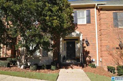 Riverchase Condo/Townhouse For Sale: 36 The Oaks Cir