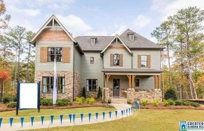 Hoover Single Family Home For Sale: 2245 Brock Cir