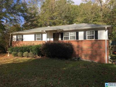 McCalla Single Family Home For Sale: 21202 Polly Cir