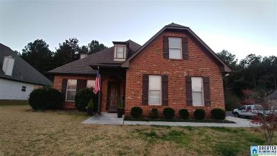 Single Family Home For Sale: 2102 Timberline Dr