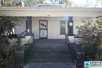 Birmingham, Homewood, Hoover, Irondale, Mountain Brook, Vestavia Hills Rental For Rent: 7013 Division Ave