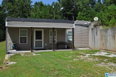 Wedowee Single Family Home For Sale: 1268 Lane Branch Rd