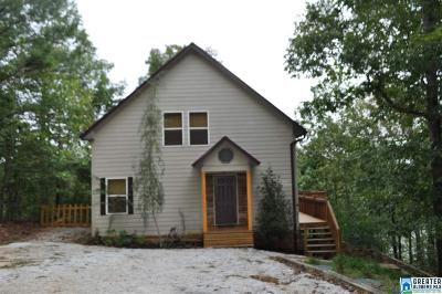 Clay County, Cleburne County, Randolph County Single Family Home For Sale: 1514 Co Rd 2381