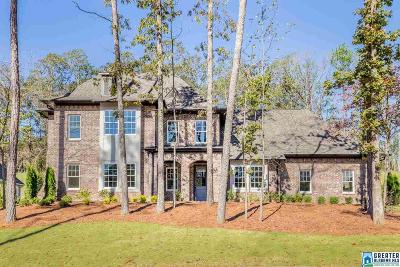 Hoover Single Family Home For Sale: 60 Brock Cir