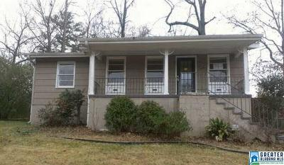 Birmingham, Homewood, Hoover, Irondale, Mountain Brook, Vestavia Hills Rental For Rent: 1641 4th Pl NW