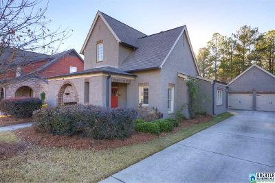 Hoover Single Family Home For Sale: 3780 James Hill Cir