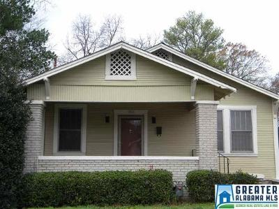 Birmingham Single Family Home For Sale: 1818 43rd St