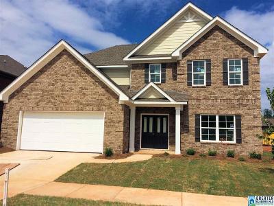McCalla Single Family Home For Sale: Carroll Cove Pkwy