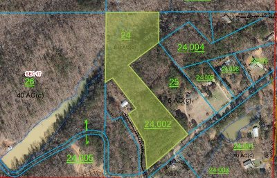 Pell City Residential Lots & Land For Sale: 8.9 Acres Sequoyah Rd