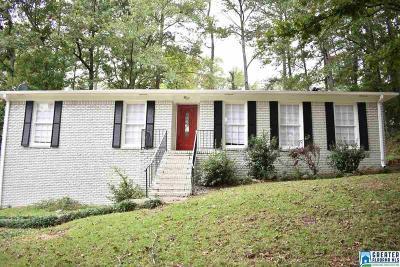 Birmingham Single Family Home For Sale: 1204 Pine Tree Dr