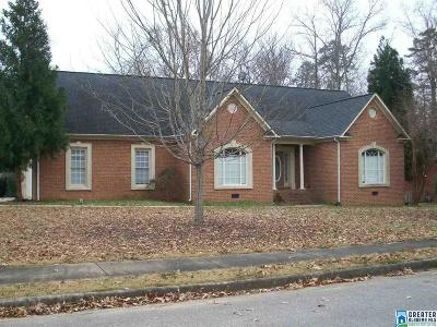 Jacksonville Single Family Home For Sale: 597 Laura Ln