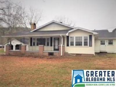 Jacksonville Single Family Home Contingent: 3701 Roy Webb Rd