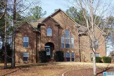 Helena Single Family Home Contingent: 3605 Timber Oak Cir