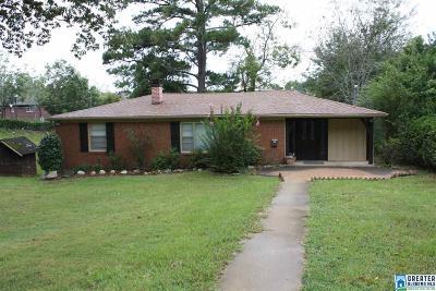 Birmingham Single Family Home For Sale: 3679 Cahaba Beach Rd