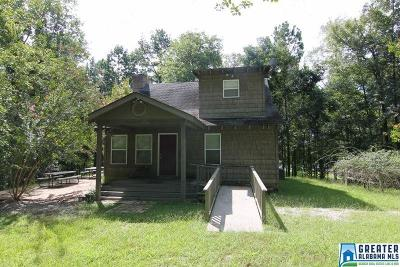 Wadley Single Family Home For Sale: 3 Acres Co Rd 62