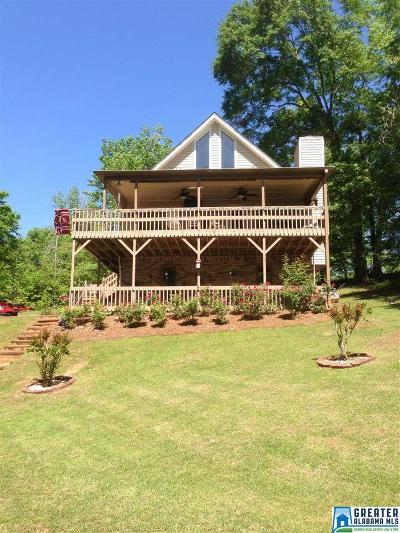 Pell City Single Family Home For Sale: 30 Mays Bend Ln