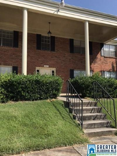 Homewood AL Condo/Townhouse For Sale: $94,000