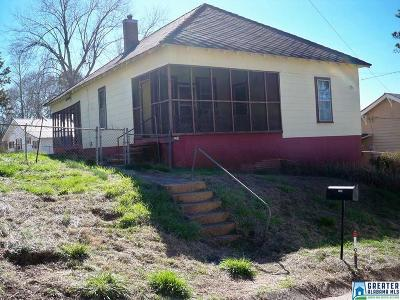 Roanoke Single Family Home For Sale: 209 Piedmont Ave