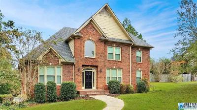 Birmingham Single Family Home For Sale: 6165 Eagle Point Cir
