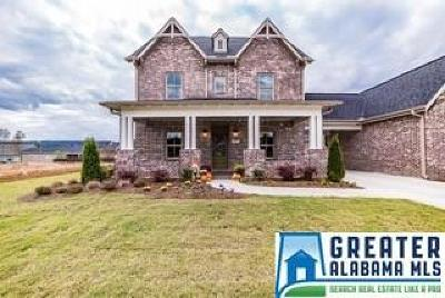 Hoover Single Family Home For Sale: 138 Black Creek Crossing