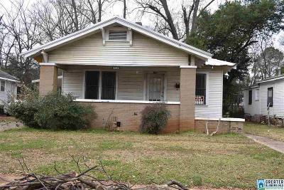 Birmingham, Homewood, Hoover, Irondale, Mountain Brook, Vestavia Hills Rental For Rent: 1340 17th Pl SW
