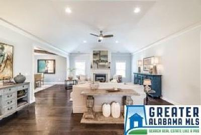 Hoover Single Family Home For Sale: 139 Black Creek Crossing