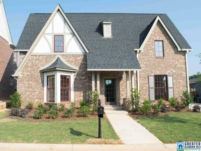 Hoover Single Family Home For Sale: 109 Nunnally Pass