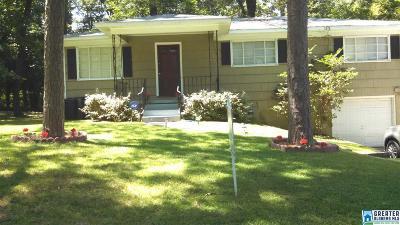 Birmingham, Homewood, Hoover, Irondale, Mountain Brook, Vestavia Hills Rental For Rent: 116 Red Lane Cir