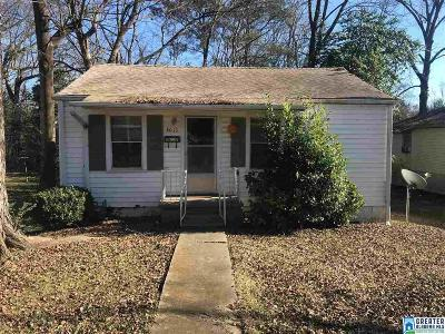Birmingham, Homewood, Hoover, Irondale, Mountain Brook, Vestavia Hills Rental For Rent: 8013 3rd Ave N