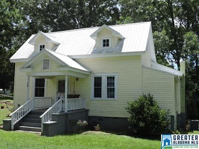Wedowee Single Family Home For Sale: 303 3rd Ave