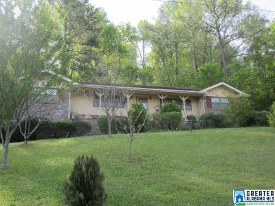 Birmingham Single Family Home For Sale: 2281 Red Mountain Terr