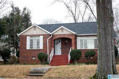 Anniston Single Family Home For Sale: 711 Highland Ave