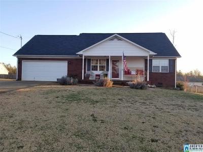 Weaver Single Family Home For Sale: 88 Angel Cir