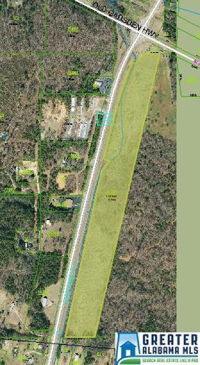 Anniston Residential Lots & Land For Sale: Bynum Leatherwood Rd