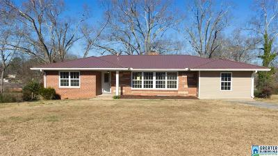 Oxford Single Family Home For Sale: 909 County Line Rd