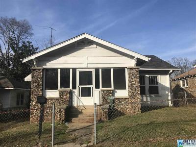 Birmingham Single Family Home For Sale: 3940 40th Ave N