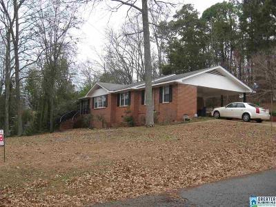 Anniston Single Family Home For Sale: 301 Shamrock Rd E